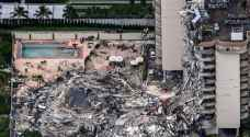 Search operations resume among ruins of Florida building after it was demolished