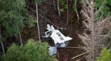 Nine killed after skydiving plane crashes in Sweden