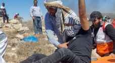 Dozens of Palestinians injured in Jabal Sabih