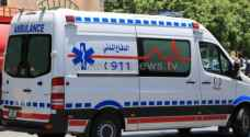 One dead, 10 injured following two-vehicle collision in Irbid