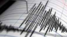5.7 magnitude earthquake strikes Iran