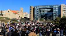 Protesters shut down Beirut's main UNRWA offices