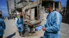 Gaza records 104 new coronavirus infections, one death