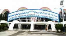 Three missiles hit Kandahar airport in southern Afghanistan