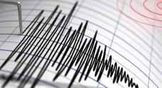 4.5-magnitude earthquake strikes Turkey