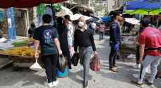 Jordan records 1,041 new coronavirus cases, 16 deaths in past 24 hours