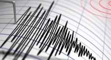 5.9-magnitude earthquake hits off Indonesia