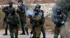 Palestinian shot while standing in solidarity with the people of Sheikh Jarrah