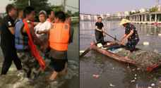 Death toll in central China floods rises to 302, dozens still missing