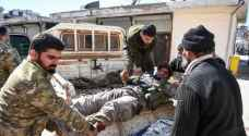 Three Turkish soldiers killed in northwest Syria: new toll