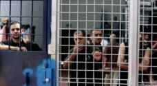 Palestinian prisoners unanimously decide to ....