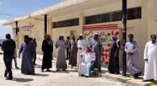 IMAGES: Dilapidated school building poses threat in Jordan