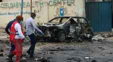 Car bomb kills eight near Somalia's presidential palace: police