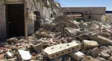 IOF forces Palestinian to demolish his own house