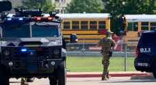 Four injured in shooting at Texas high school: police
