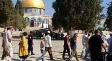 Settlers storm Al Aqsa Mosque, perform prayers