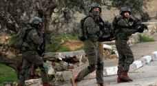 IOF arrests 15 Palestinians in West Bank