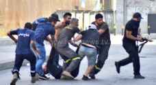 EU condemns violence in Beirut
