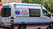 14 people injured in car accident in Irbid