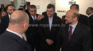 Razzaz visits Irbid with his ministers