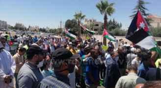 Protestors condemn Israeli annexation plans outside US ....