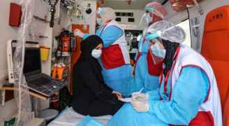 Palestine records 15 deaths and 2,062 new COVID-19 cases