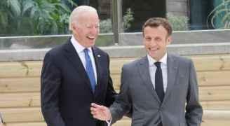 Biden assures Macron that their countries 'agree' on need ....