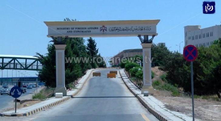 Jordan summons Israeli Ambassador in Amman, confirms condemnation of Israeli violations against Aqsa