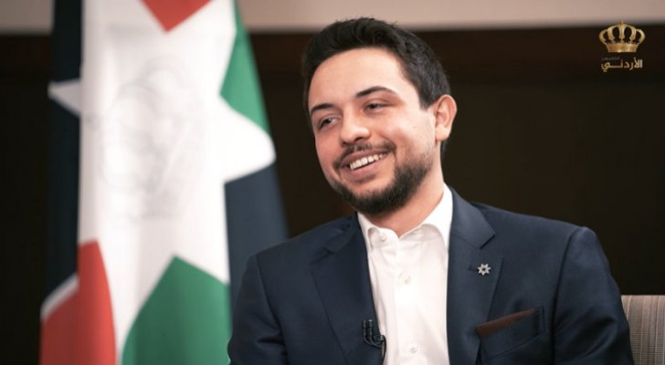 HRH Prince Al-Hussein holds meeting on occasion of Arabization of Arab Army anniversary