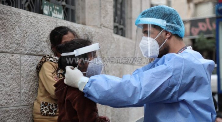 Jordan records 14 deaths and 1,372 new coronavirus cases