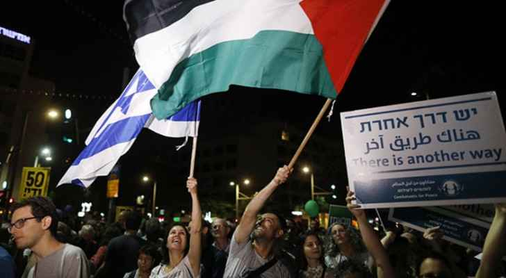 Many Israelis support the idea of a two-state solution.
