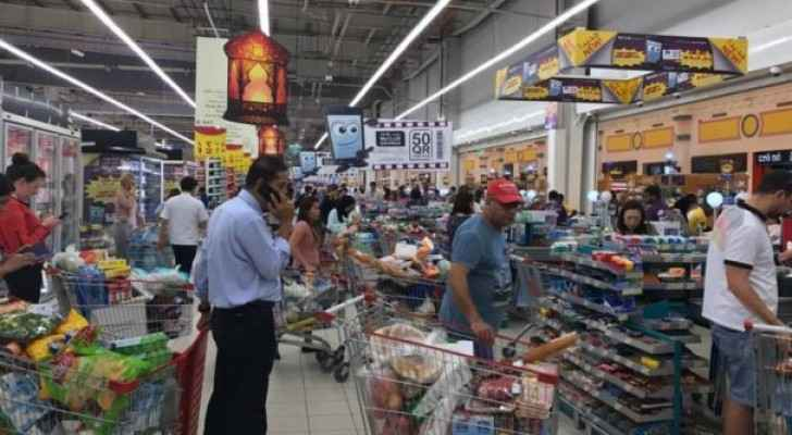 Qataris wipe supermarkets clean as they feel the burn of the Gulf's snub.