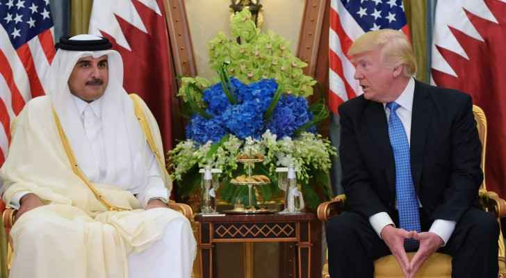 Trump visited Saudi Arabia last month, where he attended the  Arab Islamic American Summit in Riyadh.