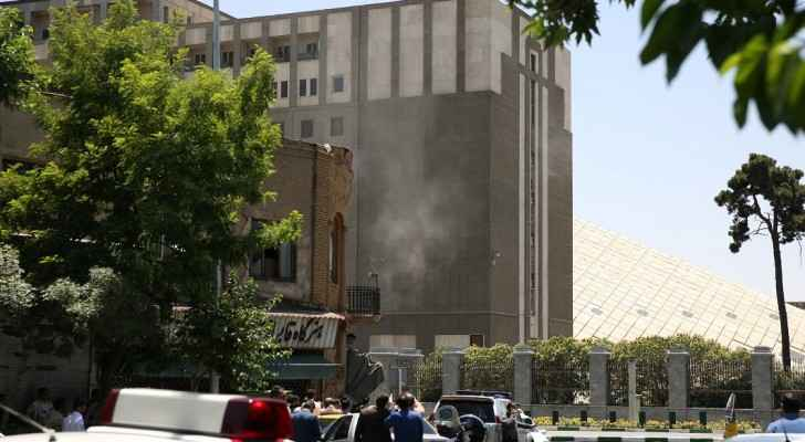 IS has claimed responsibility for the Iran attack.