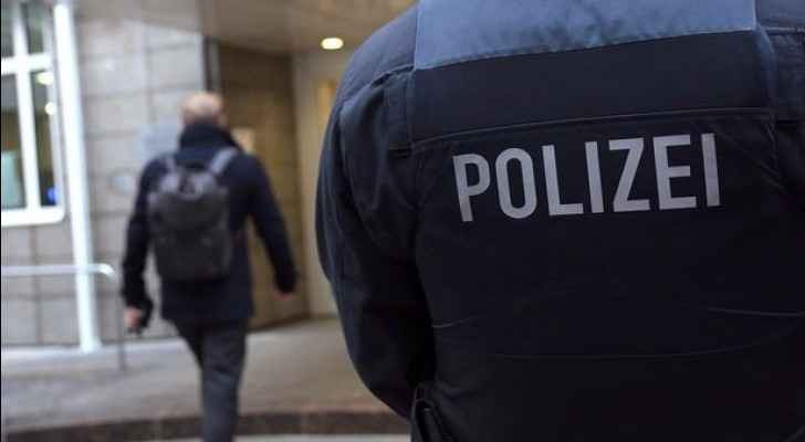 German police were called to Saarbruecken, near the French border, when a Syrian refugee attacked and killed a psychologist (Image used for illustrati