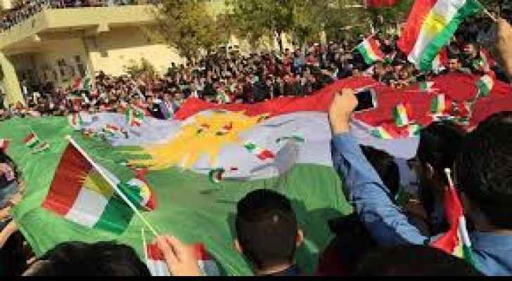 A high percentage of Kurds favour independence, according to past surveys conducted in Iraqi Kurdistan
