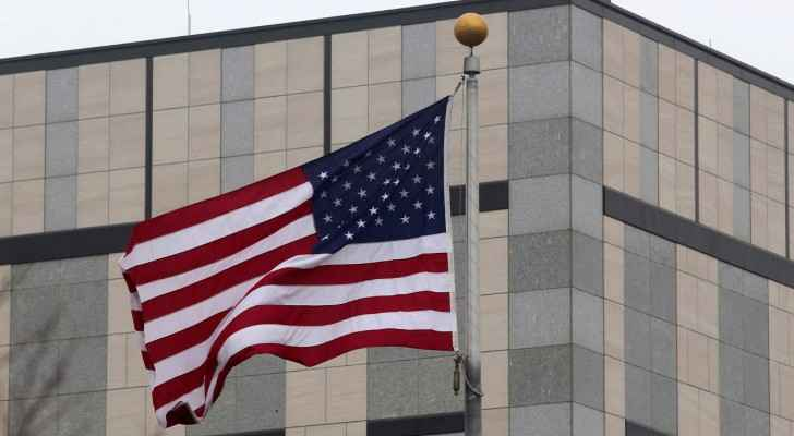No casualties were reported from the blast that hit the US embassy in Kiev.