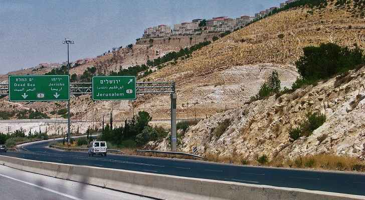 An Israeli settlement near Jerusalem. (File photo)