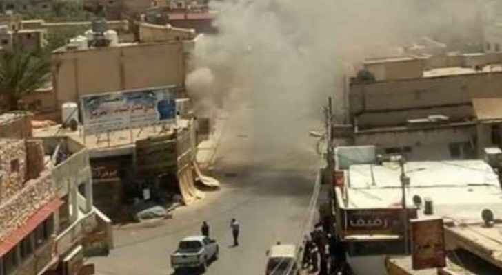 Two have died in tribal clashes in Al Sarih, Irbid.