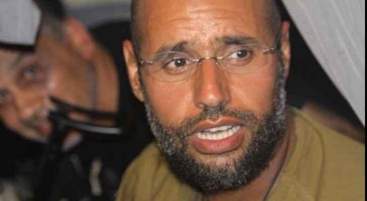 After 6 years in custody, Libyan group says it has freed Kadhafi son