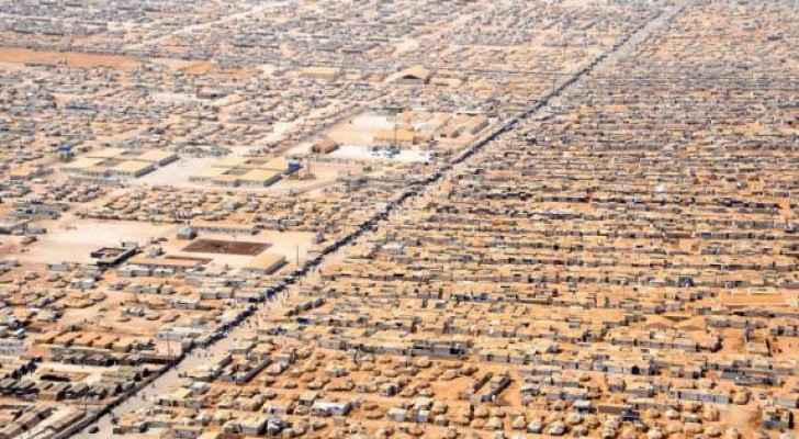Rakban refugee camp. (Photo from US State Department)