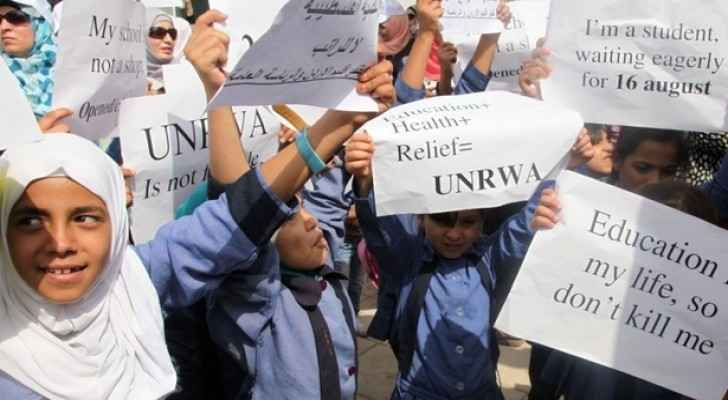 Netanyahu calls for UNRWA shut down, UN comes to Palestinian aid agency's defence.