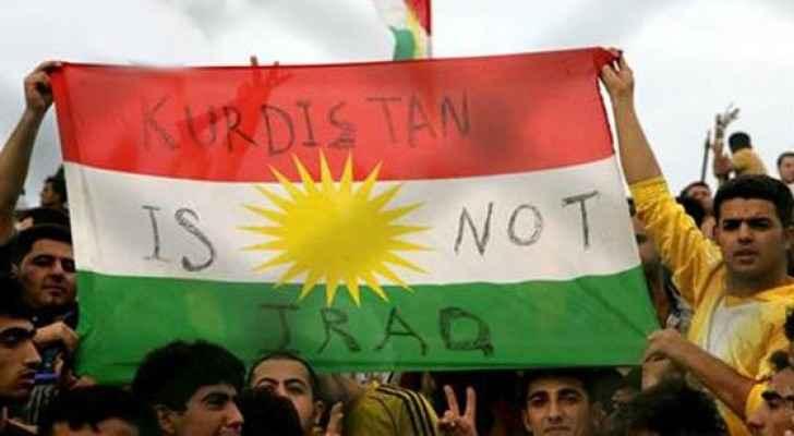 Kurdistan announced a historic referendum in September.