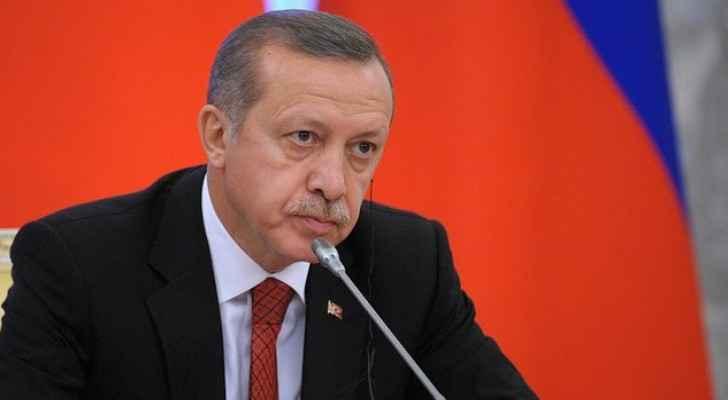 Erdogan plans to hold three-way phone talks on the crisis later Tuesdsay with French President Emmanuel Macron and Qatar's emir, Sheikh Tamim bin Hama