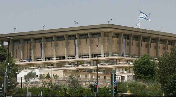 The Knesset building, home to Israel's parliament, in Jerusalem. (File photo)