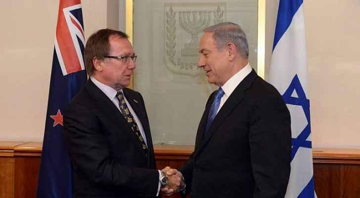 Israel's ambassador to New Zealand will return to Wellington.