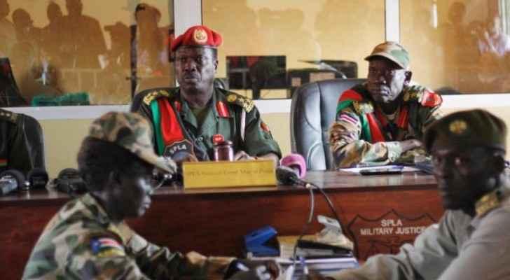 Trial in Sudan of top activist accused of spying begins