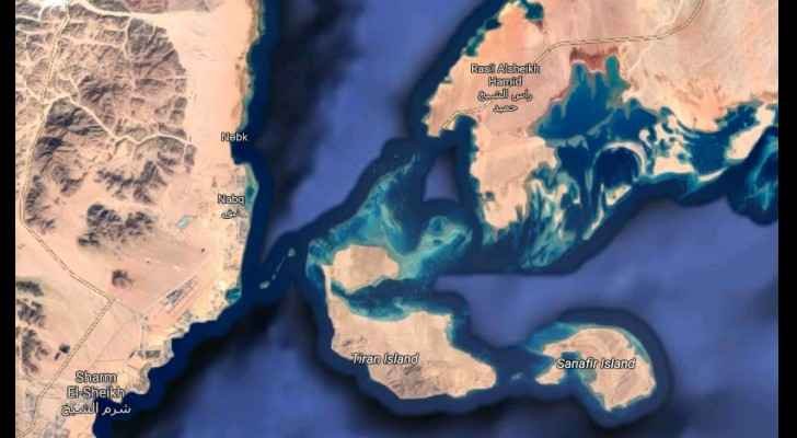 Opponents of the agreement insist that Tiran and Sanafir are Egyptian.