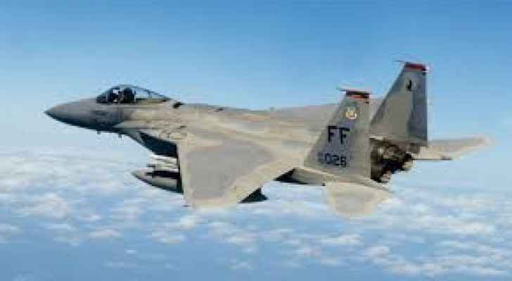 F-15 fighter jets. (File photo)