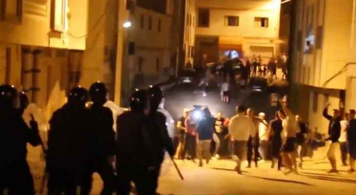 The Al-Hirak al-Shaabi, or Popular Movement, has been holding protests for weeks.